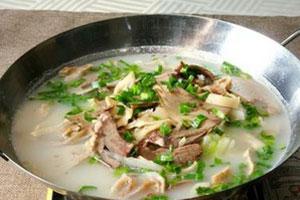 清汤羊杂火锅培训