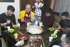 成都羊肉涨价170元每斤,川菜美食培训汇冬至吃羊肉汤