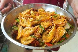 学做干锅虾哪里有教的?