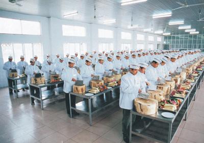 成都厨师培训厨艺项目教技术配方么?
