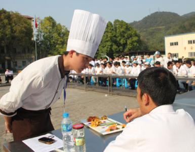 成都学厨师多少钱?