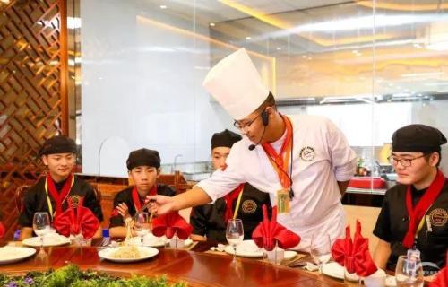 成都厨师证如何选择