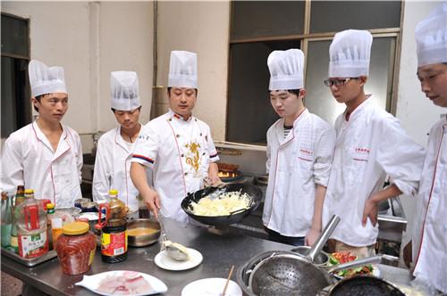成都厨师培训