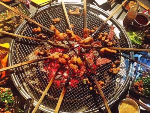 成都哪里可以学西昌火盆烧烤?特色西昌烤肉技术哪里学?