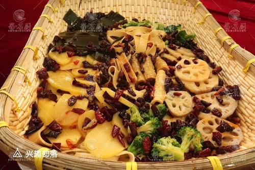 四川成都常见的5种现捞卤菜的纯中药香料配方汇总