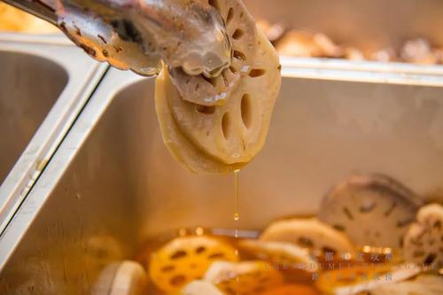 正宗麻辣口味现捞卤菜的做法及配方