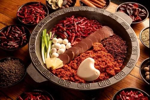成都火锅底料和汤料的做法