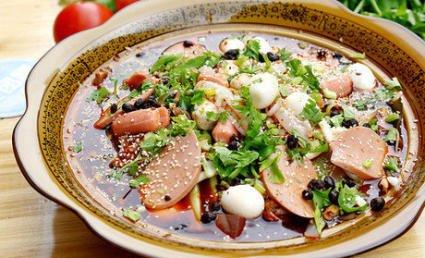 冷锅冒菜与普通家常冒菜的区别