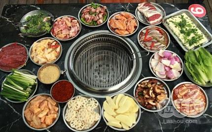 成都夜宵西昌火盆烧烤 在哪里可以学习西昌烧烤技术