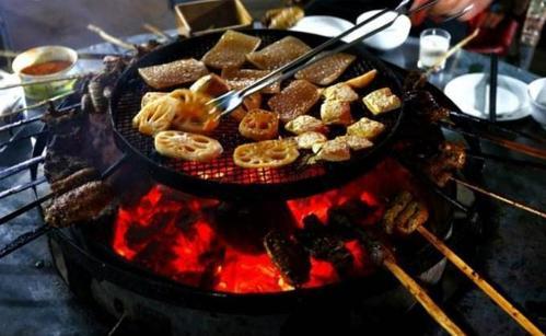 【梁山火盆烧烤】做梁山火盆烧烤创业怎么样?