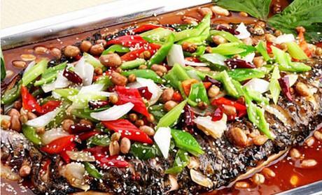 成都烤鱼制作配方分享