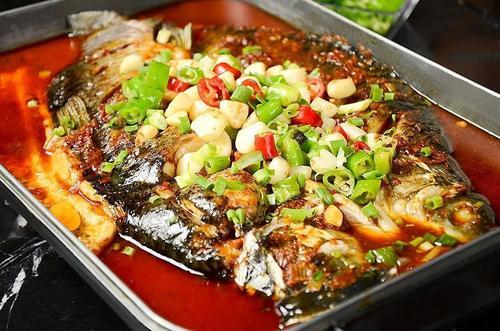 成都新津去哪里学习烤鱼美味?