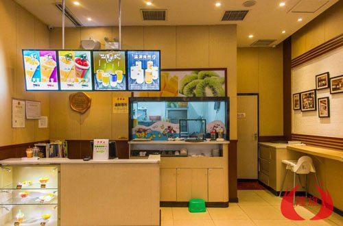 专业奶茶技术培训机构4步教你怎么样开精品奶茶店?