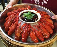 炒龙虾培训