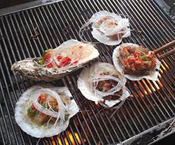 海鲜烧烤培训