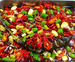 川味烤鱼培训