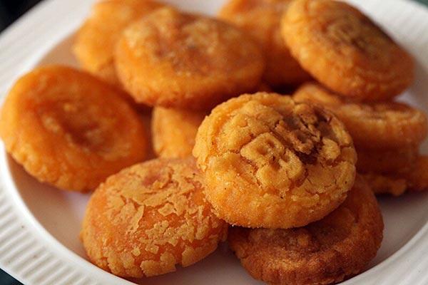 南瓜饼培训